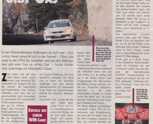 Motor & Reisen 1992 06 06