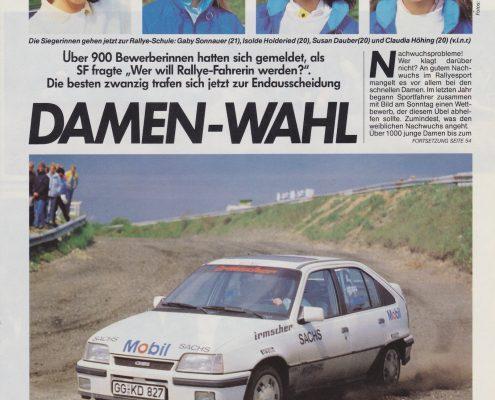 Sportfahrer - Das Motor-Magazin 1987 06 06 - 1