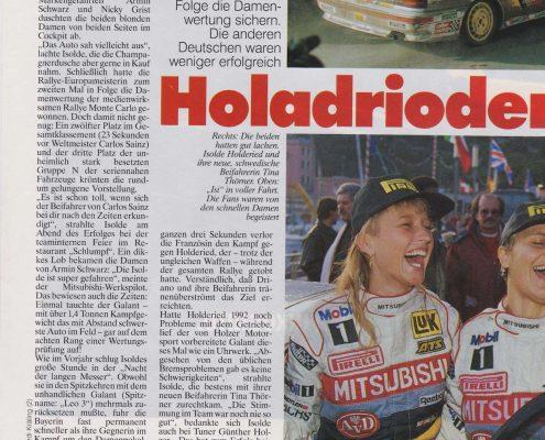 rallye racing 1993 03 -01