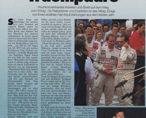 rallye racing 1996 02 - 01